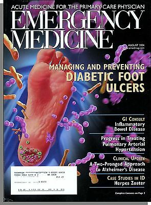 Emergency Medicine - 2004, August - Primary Care Doctor's Professional Journal