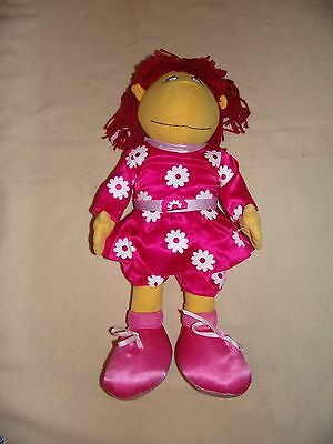 TWEENIES talking FIZZ doll soft rag doll height 20 inches