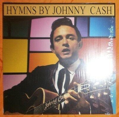 "JOHNNY CASH Hymns by Jonny Cash 1959/2014 Lp vinilo 12"" MINT/NEW"