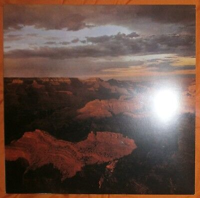 JOHNNY CASH Ferde Grofé's The Lure Of The Grand Canyon 1961 RE Lp vinilo SEALED