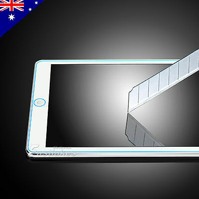 Scratch Resist Tempered Glass Screen Protector Film Guard for Apple iPad Air 1 2