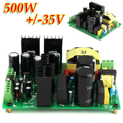 +/-35V 500W Amplifier Dual-voltage PSU Audio Amp Switching Power Supply Board