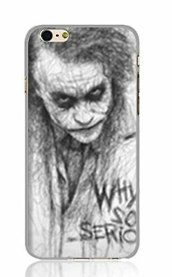 New Anime Suicide Squad Joker Funny Cover Phone Cases For Iphone 6 6s 7 7plus 8