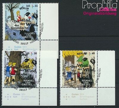 FR of Germany 3056-3058 fine used / cancelled 2014 Grimm Fairytale (8867510