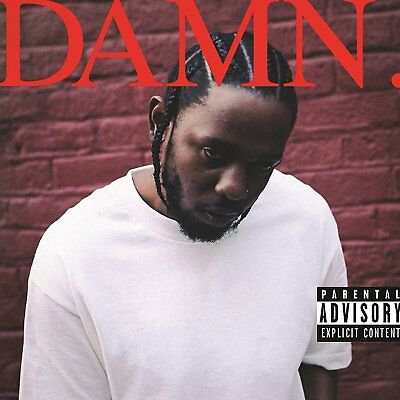 "Kendrick Lamar - Damn (Preorder Out 30th June) (NEW 2 x 12"" VINYL LP)"