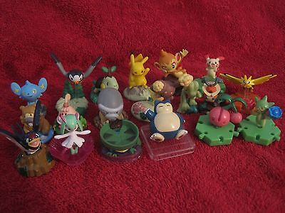 Mini Pokemon-Figur z.Auswahl(to choose)2-3cm/Footprint/Diorama/Chou get/gebrauch