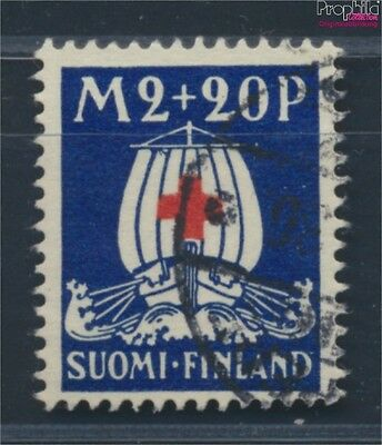 Finland 160 fine used / cancelled 1930 Red Cross (8669811