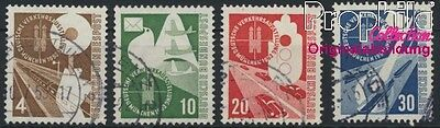 FR of Germany 167-170 fine used / cancelled 1953 transport exhibition. (8910308