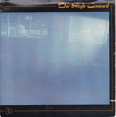 """A Solid Bond In Your Heart 7"""" : The Style Council"""