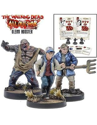 Mantic Games The Walking Dead BNIB Miniatures Booster Glenn (TWD) MGWD114