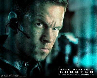 Shooter - Mark Wahlberg's (Swagger) Screen used Headset Prop