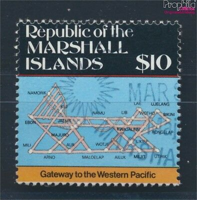 Marshall-Islands 119 fine used / cancelled 1987 Inselkarten (8777229
