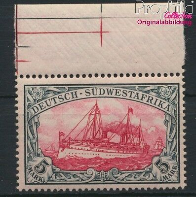 German-Southwest 23 MNH 1900 Ship Imperial Yacht Hohenzollern (8882780