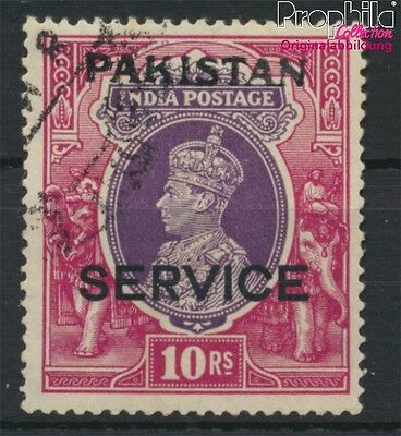Pakistan D14 fine used / cancelled 1947 service mark (8882676