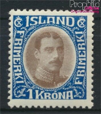 Iceland 165 unmounted mint / never hinged 1931 Christian (8883137