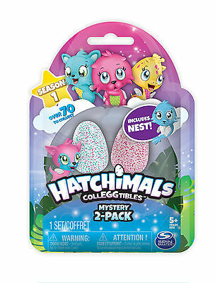 Hatchimals - Mystery 2 Pack - [ ] [Multicolore] NEUF