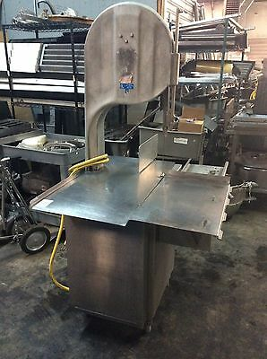 Biro 3334 Meat Band Saw Commercial Butcher Supply