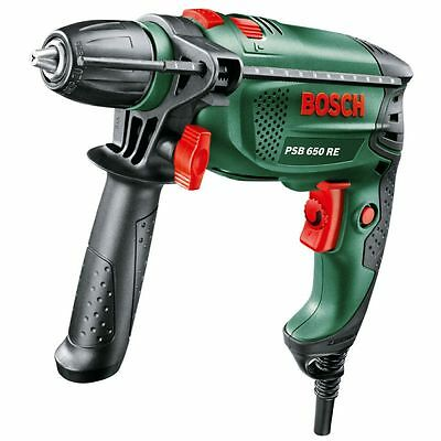 Bosch - Perceuse à Percussion 650 W ``Universal`` - PSB 650 RE - 0 [1,7] NEUF