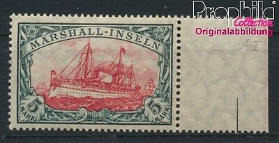 Marshall-Islands German colonies 27A I MNH 1919 Hohenzollern (8984476