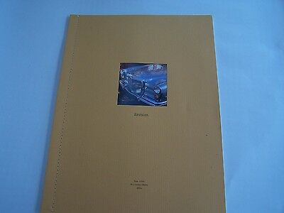 1996 mercedes sl600 s600 owners sales brochure parts w140 w129 original new
