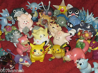 Tomy Pokemon-Figur zur Auswahl (to choose)/gebraucht/figure,figurines,figures/G3