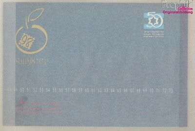 Israel 1471-1473MH stamp booklet is yet other stamps MNH 1998 Aircraft (9027325