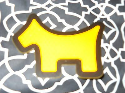 New Scotty Cameron Reflective Yellow Scotty Dog Sticker A Father's Day Gift Idea