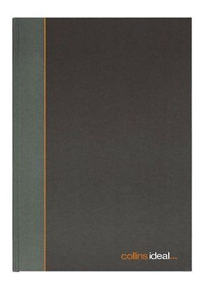 Collins - Ideal - A4 cahier - Carnet couverture rigide - 384 Pages [6448] NEUF