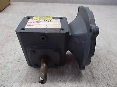 Boston Gear   F313-30-G1   Gear Reducer , Used