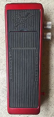 Dunlop Crybaby Slash SW-95 Wah and Distortion Guitar Effect Pedal