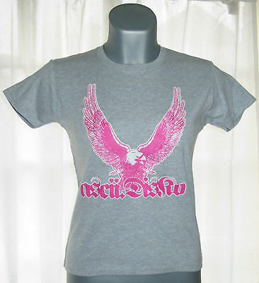 ASCII DISKO ladies skinny fit promo t-shirt - new (SM)