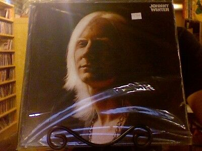 Johnny Winter s/t LP self-titled sealed 180 gm vinyl FridayMusic