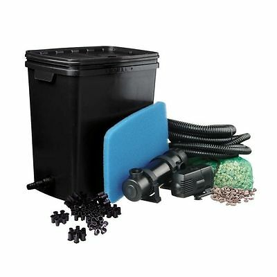 Ubbink - Kit filtration de bassin < 7000l - [Filtrapure 7000+ set] NEUF