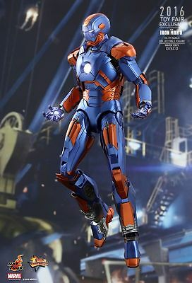 IRON MAN 3 - Mark XXVII (27) Disco 1/6th Scale Action Figure (Hot Toys) #NEW