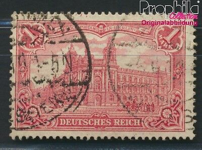 German Empire 94A II proofed, used 1916 Reich Post Office (8984333