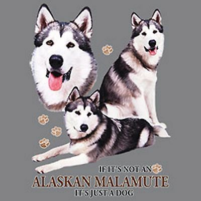 If Not a Alaskan Malamute its Just a Dog  Tote