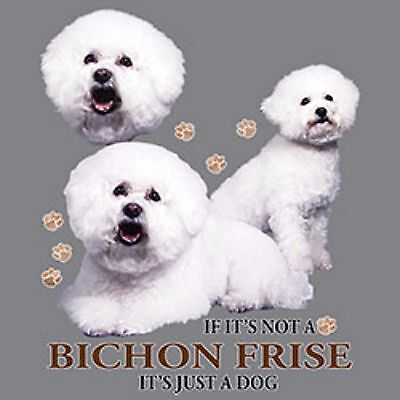 If Not a Bichon Frise its Just a Dog  Tote