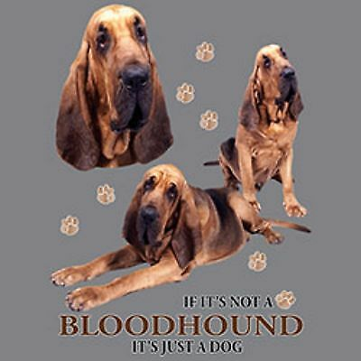 If Not a Bloodhound its Just a Dog  Tote