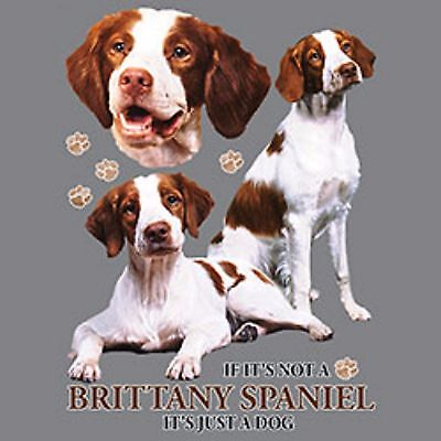 If Not a Brittany Spaniel its Just a Dog  Tote