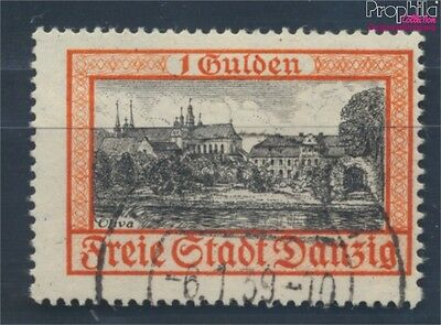 Gdansk 297 fine used / cancelled 1938 Postage stamp, WZ 5 (7783671