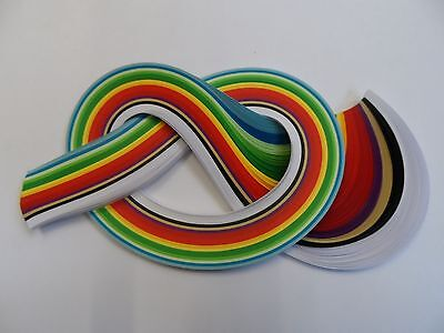 Quilling Paper 10mm -  Christmas colours