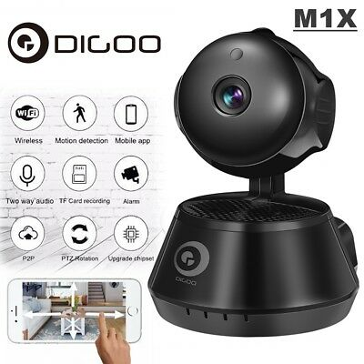 Digoo DG-M1X Wired&Wireless WIFI IP Camera Smart Home Security Night Vision CCTV