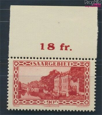 Saar 160 unmounted mint / never hinged 1932 Landscapes (VIII) (8777328