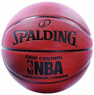 SPALDING - Ballon de basket - NBA Grip [3001550010717] [Orange] [7] NEUF