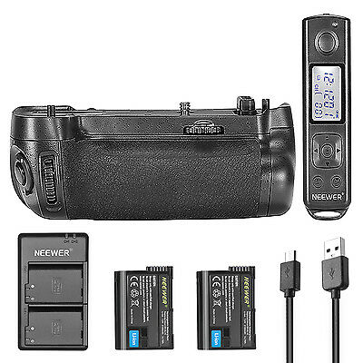 Battery Grip Kit with Built-in 2.4GHz Remote Control for Sony A6300