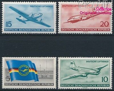 DDR 512-515 MNH 1956 Opening of civilian Aviation (8940653