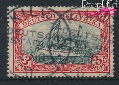 German-Eastern Africa 21 used 1901 Ship Imperial Yacht Hohenzollern (8983991