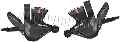 Shimano Altus 21 Speed 3x7 Gear Lever Bicycle Shifter Pods Pair Set SLM310 NEW