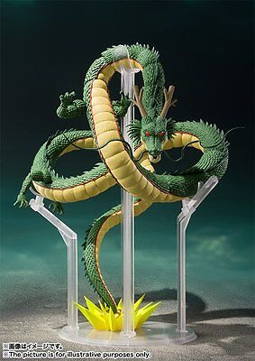 BANDAI SH Figuarts Shenron Action Figure (Completed) Dragonball Z 2017 S H F