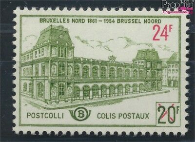 Belgium PP53 unmounted mint / never hinged 1959 Age Station (6752431